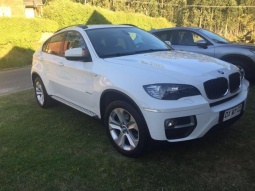 Station Wagon BMW X6  XDRIVE 35I 2012 - Autos Usados