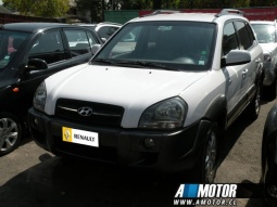 Jeep/SUV HYUNDAI TUCSON  4X4 3.7 AT 2008 - Autos Usados