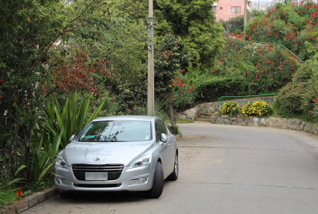 PEUGEOT 508 LIMITED 1.6 THP 156HP 2012