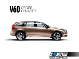 VOLVO V60  CROSS COUNTRY D4 AWD COMFORT 2018