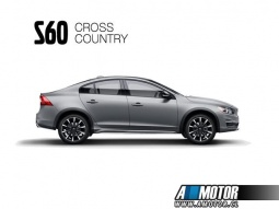 VOLVO S60  CROSS COUNTRY T5 AWD PLUS 2018