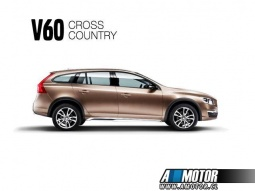 VOLVO V60  CROSS COUNTRY T5 AWD COMFORT 2018