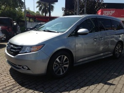 Station Wagon HONDA ODYSSEY  TOURING ELITE 2017 - Autos Usados