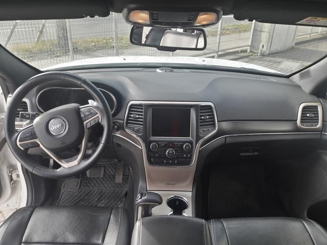 JEEP GRAND CHEROKEE  GRAND CHEROKEE LTD 4X4 3.0 AUT 2016