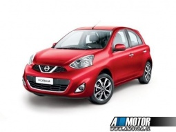 NISSAN MARCH  SPORT II SENCE AT 2018