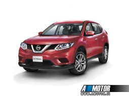 NISSAN X-TRAIL  ADVANCE CVT 2018