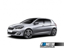 PEUGEOT 308 New Active 1.2 Puretech 130HP 2018