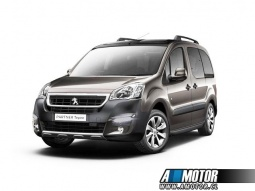 PEUGEOT TEPEE  OUTDOOR ALLURE 1.6 HDI 92HP 2018