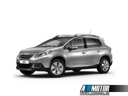 PEUGEOT 2008 New Active Pack 1.6 BlueHDi 100HP MT5 E6 2018