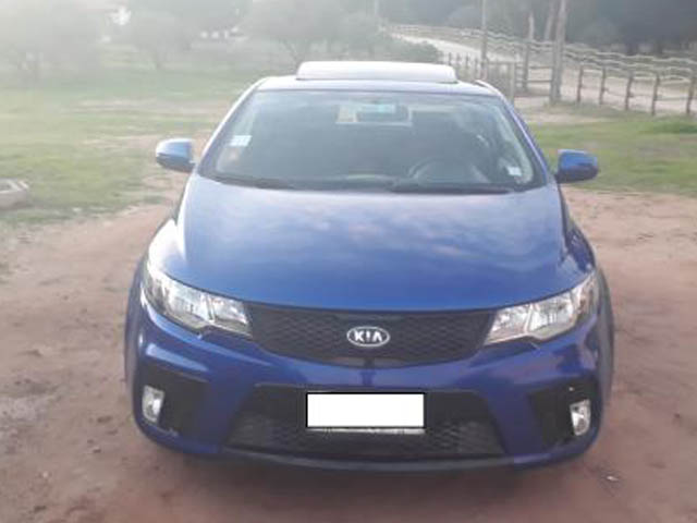 KIA MOTORS KOUP  SX 2.0 AT 2012