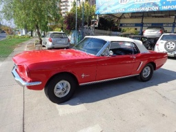 FORD MUSTANG  3.6 AUTOMATICO  1965