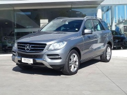 MERCEDES BENZ ML 350 BLUE EFFICIENCY SPORT 4MATIC 2015