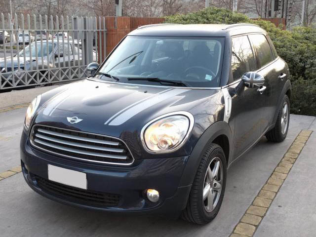 MINI COUNTRYMAN  COOPER SALT MT 2012