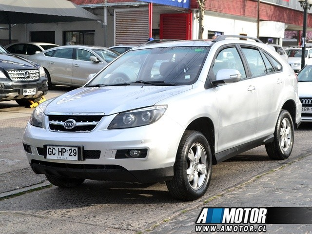BYD S6 MT 2014