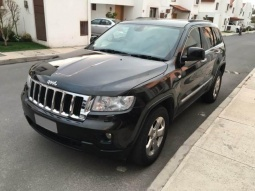 JEEP GRAND CHEROKEE  3.6 Limited 4WD Auto 2012