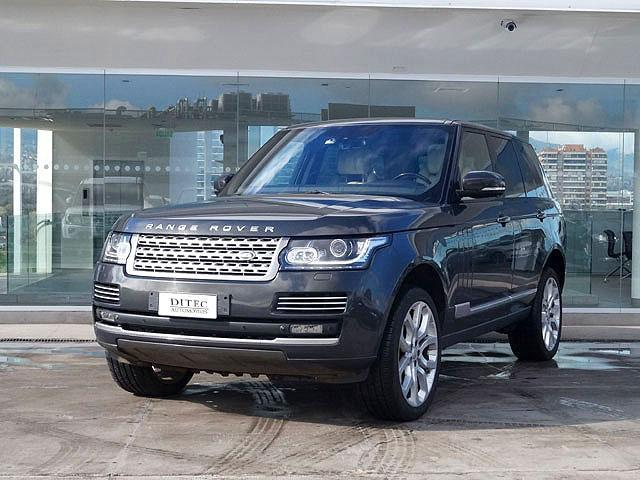 LAND ROVER RANGE ROVER VOGUE SE 5.0 SUPERCHARGED 2014