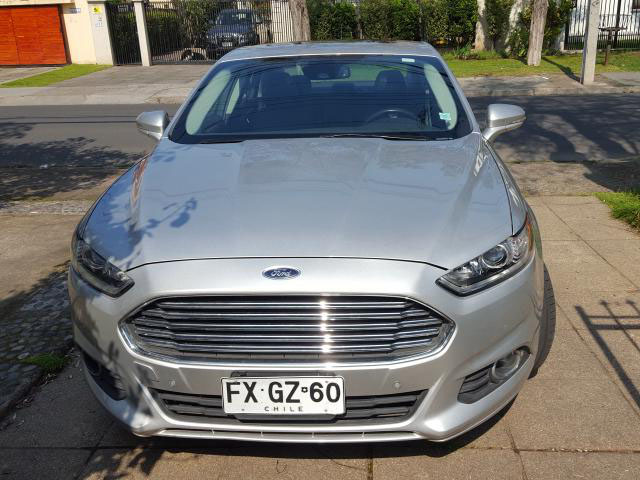 FORD FUSION SE ECOBOOST 2014