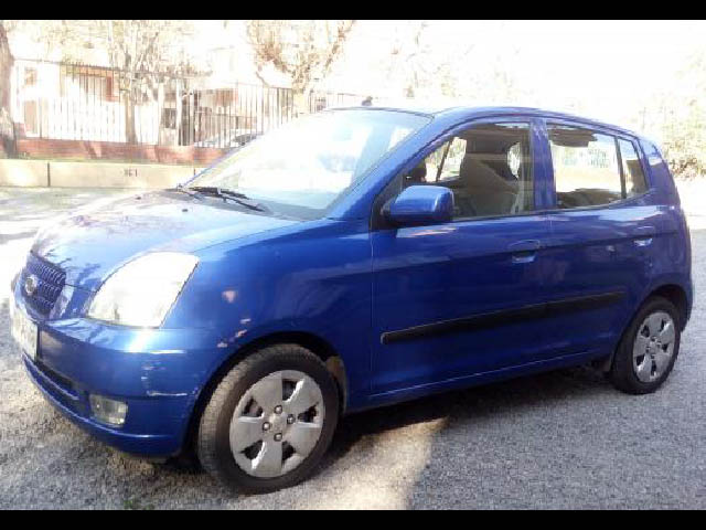 KIA MOTORS MORNING  LX 1.1 2006