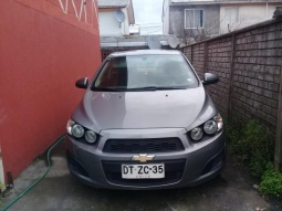 CHEVROLET SONIC  LT HB 5P 1.6 AT 2012