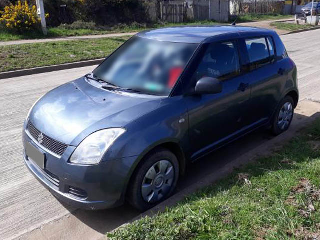 SUZUKI SWIFT  1.3 GA 2007