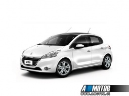 PEUGEOT 208 ACTIVE 1.6 BlueHDi 100HP 2018