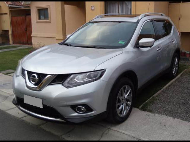 NISSAN X-TRAIL  exclusive 2015