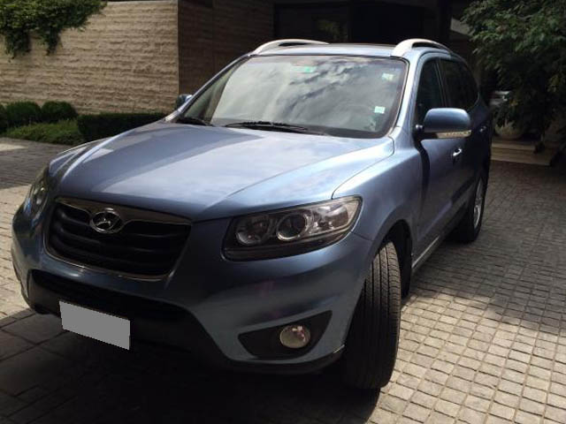 HYUNDAI SANTA FE GLS 4X4 AT FULL 2010