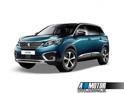 PEUGEOT 5008 NUEVO ALLURE 2.0 TURBO THP 165HP EAT6 2018