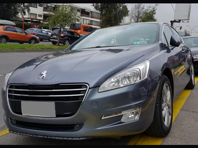 PEUGEOT 508 ACTIVE 1.6 PACK 2012