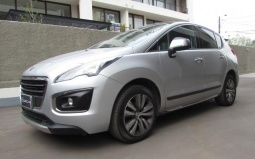 Station Wagon PEUGEOT 3008 ALLURE BLUE HDI 1.6 AUT 2016 - Autos Usados