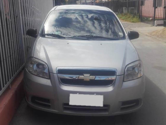 CHEVROLET AVEO  SEDAN NB 1.4 MT BASE 2010