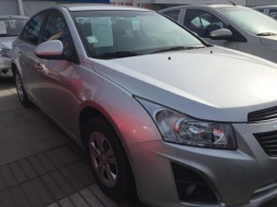 Automóvil CHEVROLET CRUZE  NB 1.8 AT LS 2014 - Autos Usados