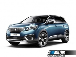 PEUGEOT 5008 NUEVO ALLURE 1.6 TURBO THP 165HP EAT6 2018