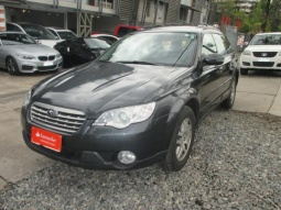 SUBARU OUTBACK  AWD 2.5 AT 2009