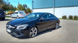 MERCEDES BENZ CLA 200 AT 2015