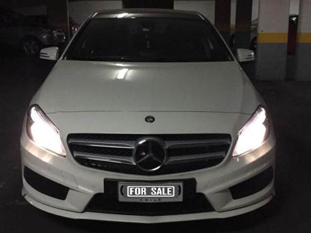 MERCEDES BENZ A 200  CDI Blue Efficiency auto 2014