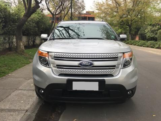 FORD EXPLORER  LIMITED XLT 2011