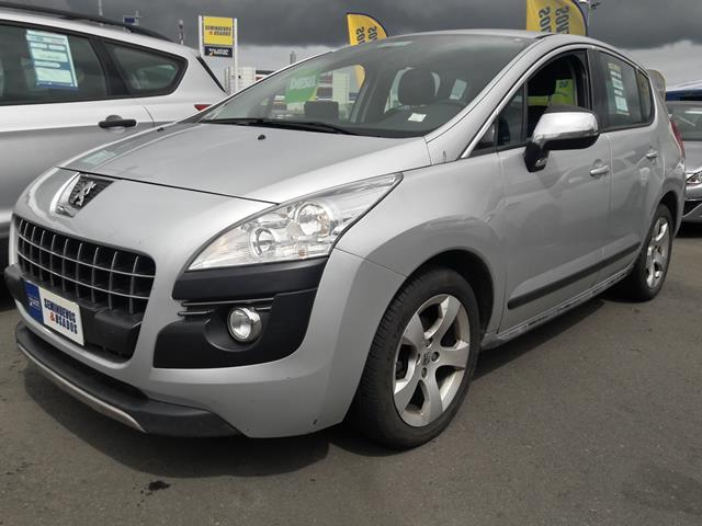 PEUGEOT 3008  ACTIVE HDI 1.6 2014
