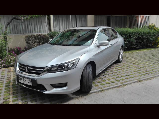 HONDA ACCORD  EXL 2.4 AUT 2014