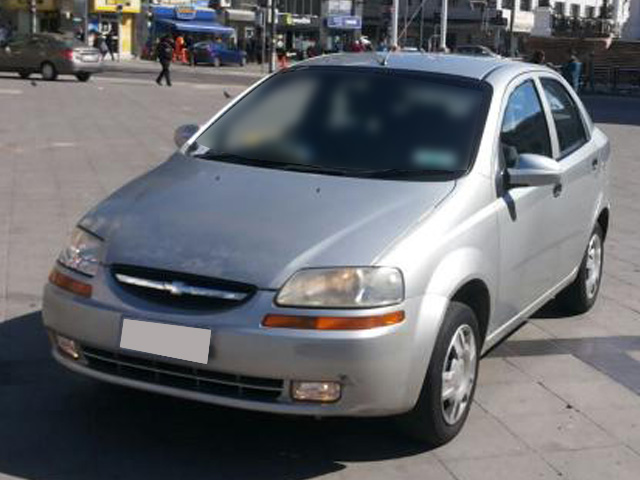 CHEVROLET AVEO  SEDAN LT NB 1.4 AT AC ABS 2004