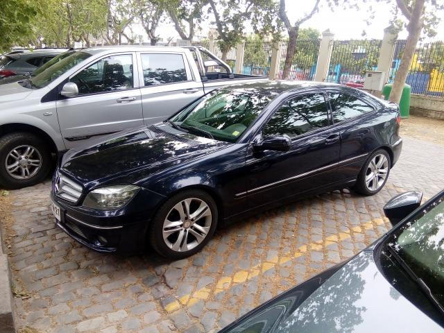 MERCEDES BENZ CLC 180 K 2011
