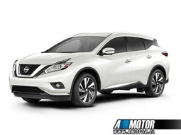 NISSAN MURANO  EXCLUSIVE CVT 4WD 2018