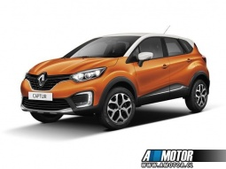 RENAULT CAPTUR INTENS AT TURBO 1.2 GSL 2018