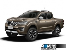 RENAULT ALASKAN INTENS 2,3 D/C 4X4 AT BIKE PACK 2018