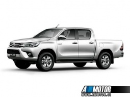 TOYOTA HILUX  4X4 2.8 AT SRV 2018