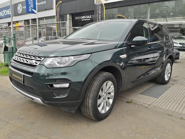 LAND ROVER DISCOVERY  SPORT HSE 2.2 2016