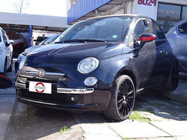 FIAT 500 LOOK ABARTH CABRIO 2014