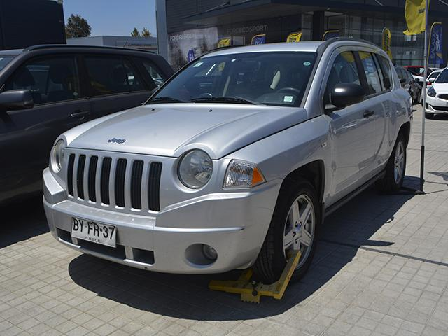 JEEP COMPASS  SPORT 4X4 2.4 AT 2010