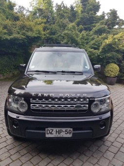 LAND ROVER DISCOVERY  DISCOVERY 4 5.0 SHE 2012