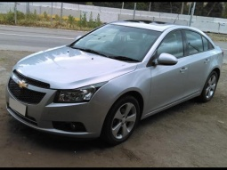 CHEVROLET CRUZE  E5 NB 1.8 AT LS FULL 2012